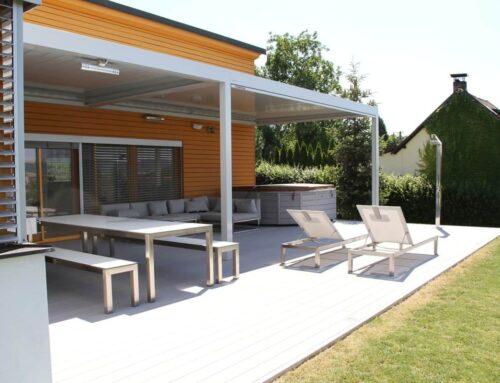 Renovace zahrady rodinného domu Hranice